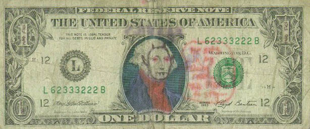 The Front Of Mad Figs Dollar